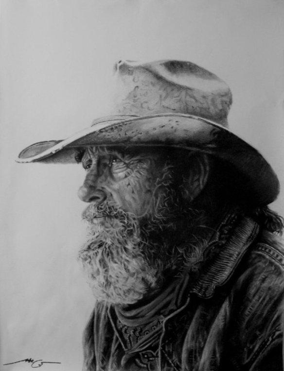 Old_Cowboy_by_HCui